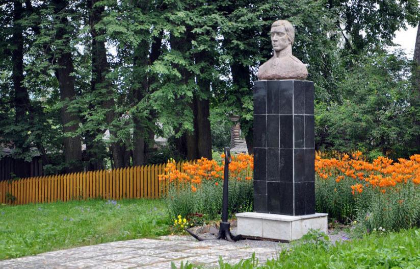 Бюст Ивана Кускова