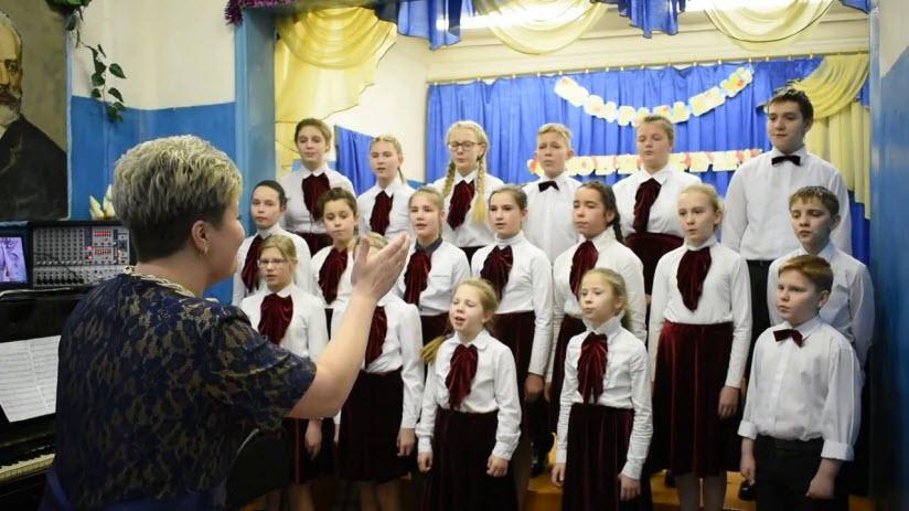 Детская музыкальная школа имени И.И. Лукашова