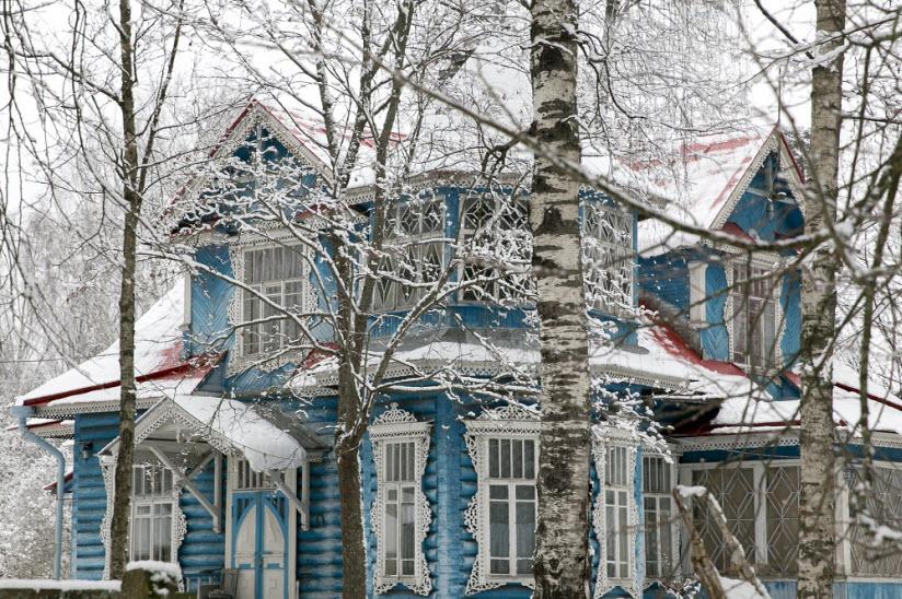 Дом Ермакова