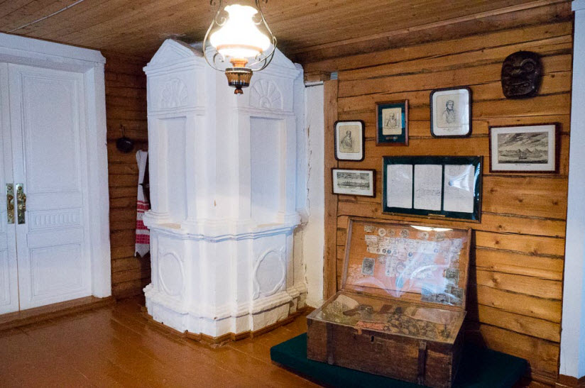 Дом-музей Ивана Кускова