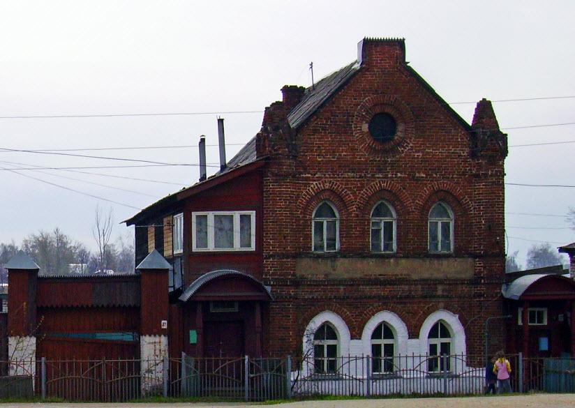Дом рунтов и конный двор