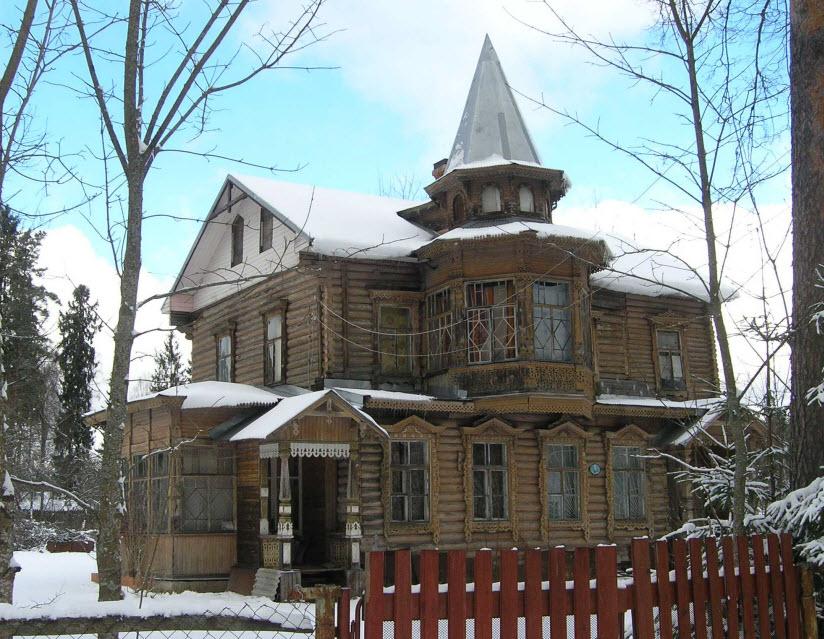 Дом Серафима Вырицкого