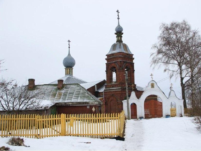 Елохинский Успенский храм