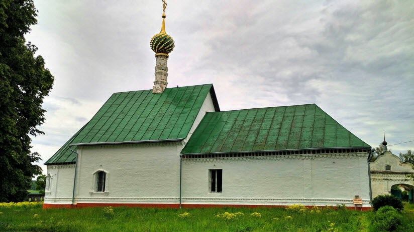 Храм первомученика Стефана