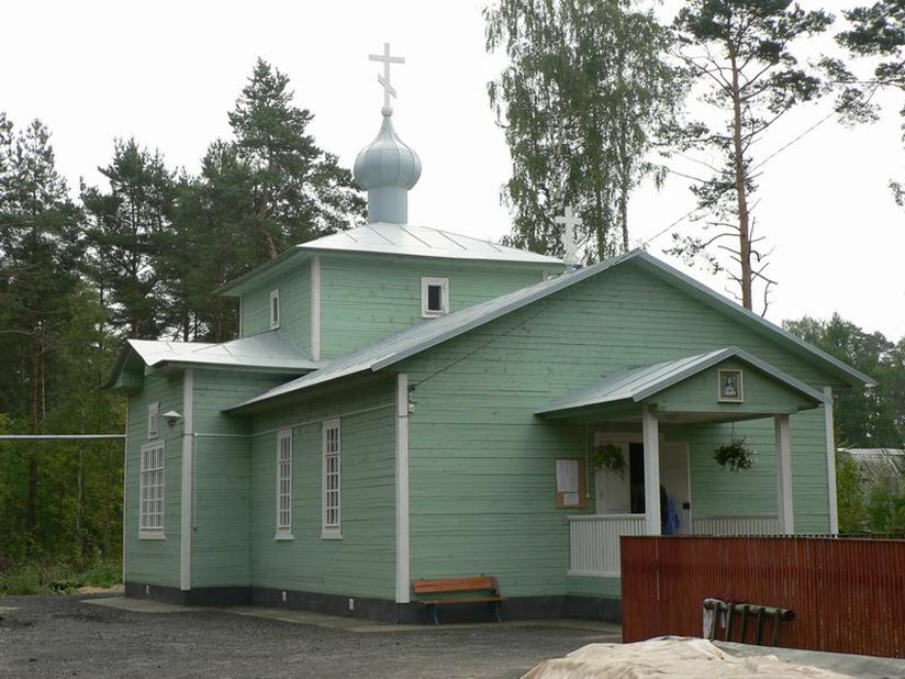 Храм св. Иоанна Кронштадтского