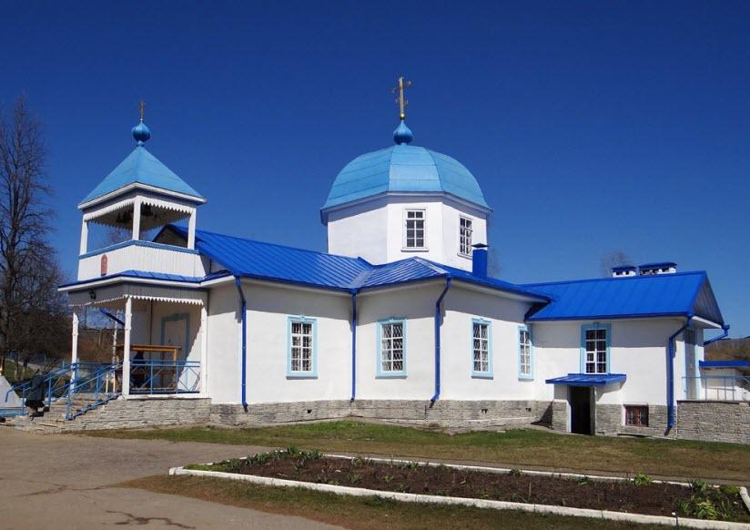 Храм вмц. Параскевы Пятницы
