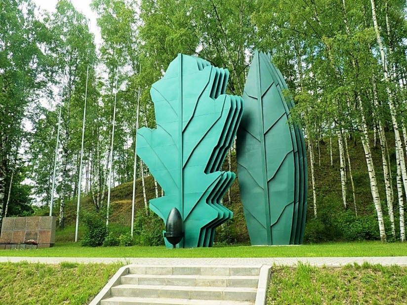 Мемориал «Румболовская гора»