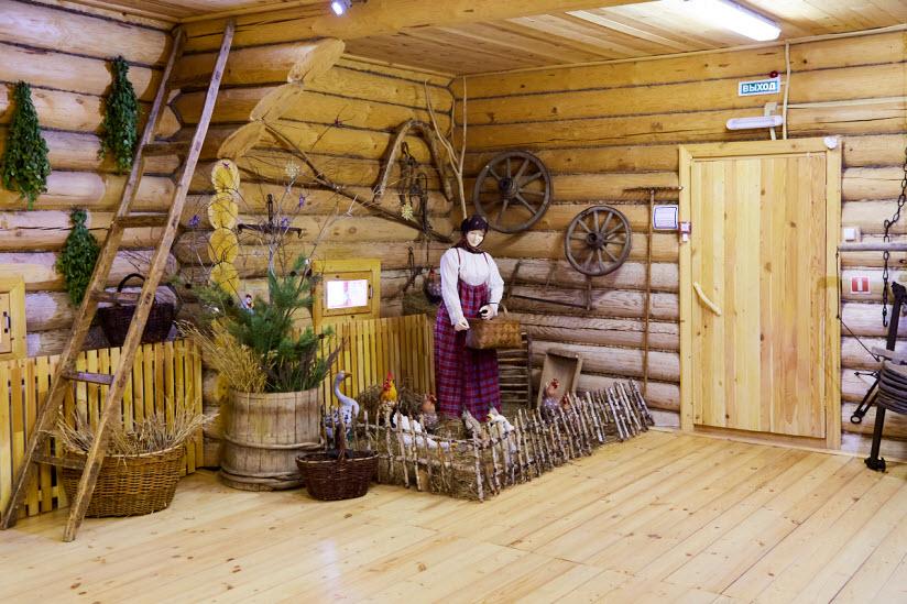 Музей народного быта «Дом Семена-ложкаря»