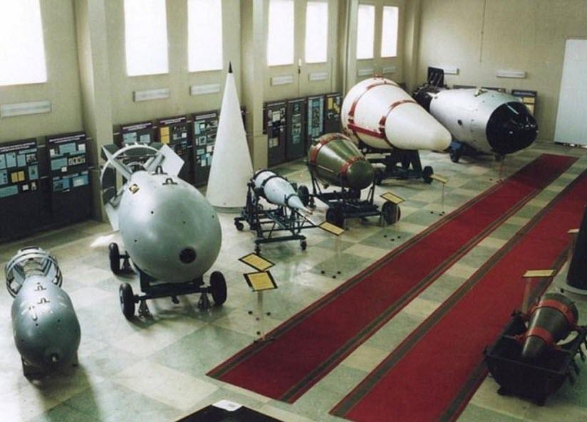 Музей ядерного оружия