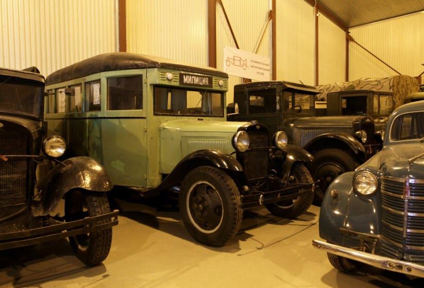 Национальный автомобильный музей
