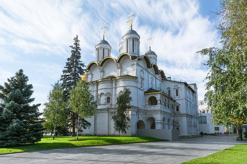 Патриаршие палаты и церковь Двенадцати апостолов