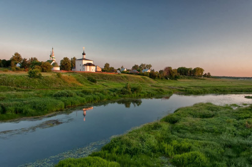 Река Нерль