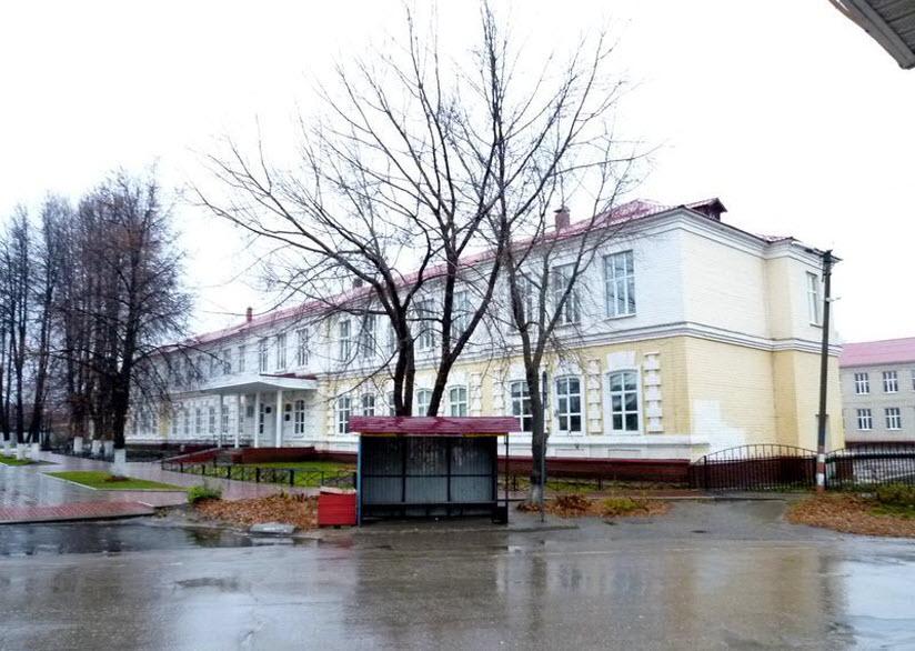 Романовское училище