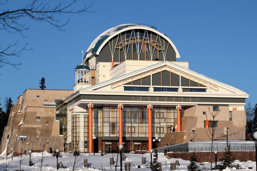 Саровский драматический театр