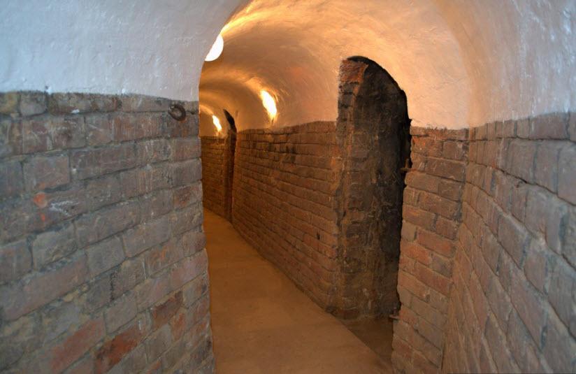 Саровский подземный комплекс