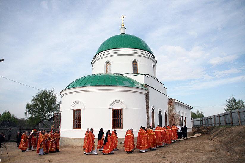 Село Быдреевка