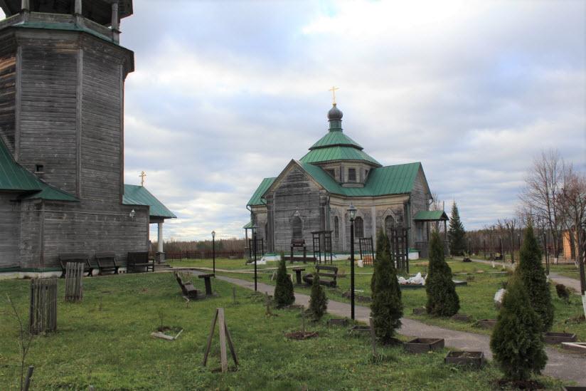 Село Сухобезводное