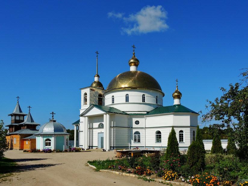 Симанский Спасо-Казанский монастырь