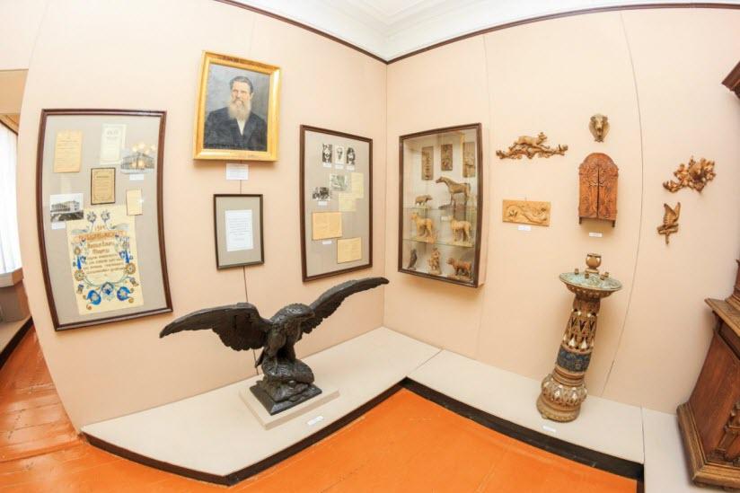 Тотемский краеведческий музей