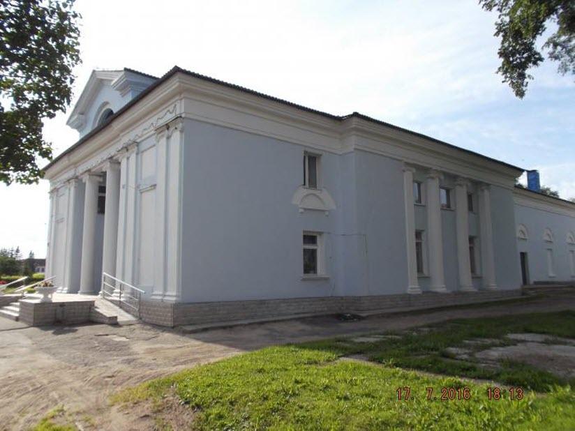 Центр культуры «Юбилейный»