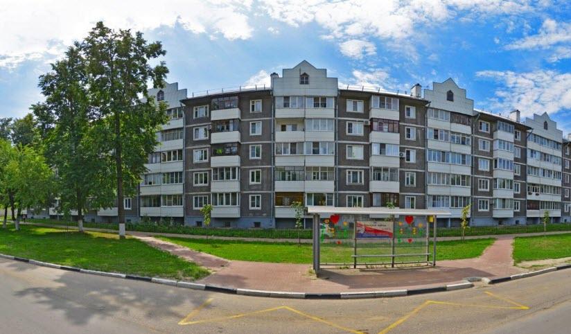Улица Красные Зори