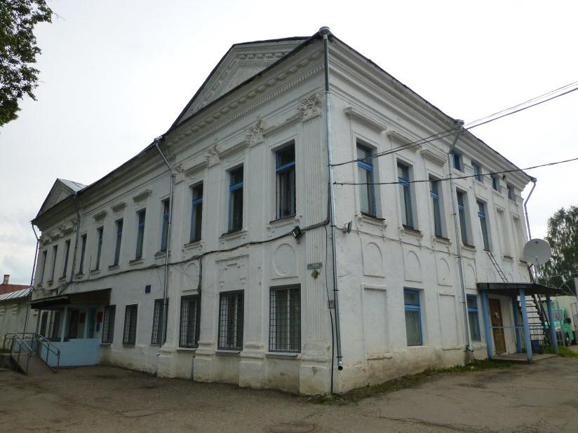 Усадьба Федота Холодилова