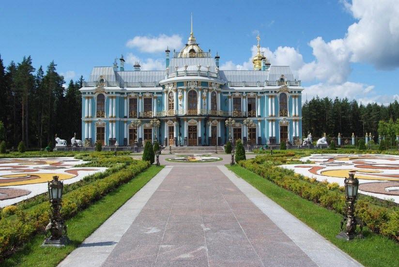 Васильевский дворец