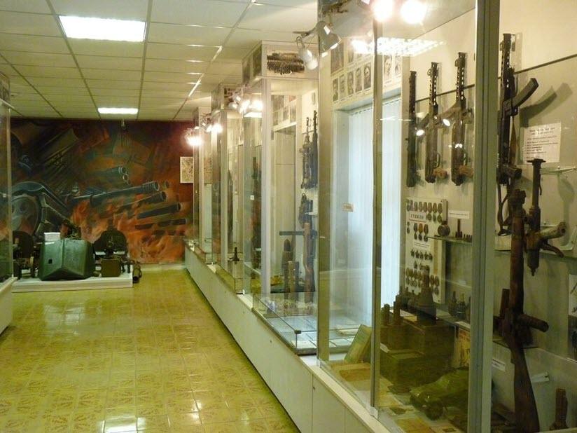 Военно-исторический музей Псковской области