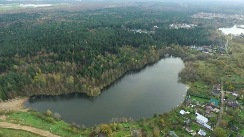 Ждановские озёра