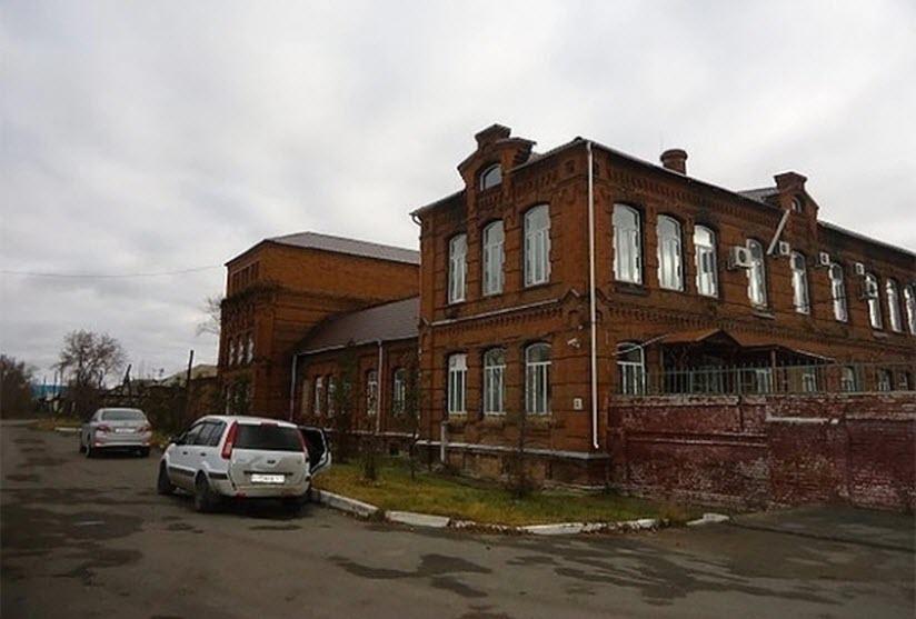 Ансамбль зданий ликеро-водочного завода