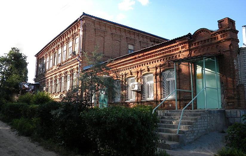 Дом городского головы купца Ткаченко