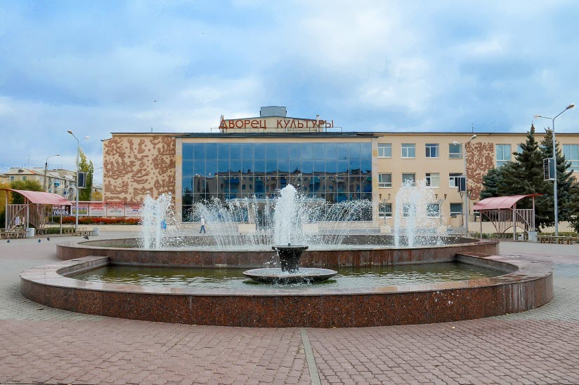 Дом культуры «Текстильщик»