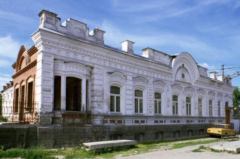 Дом купца Бакакина