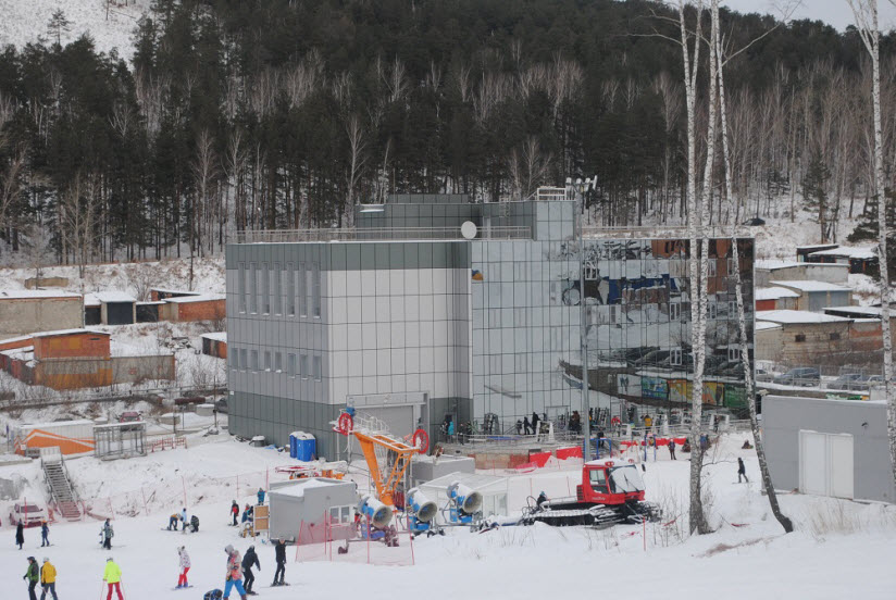 Горнолыжный центр «Райдер»