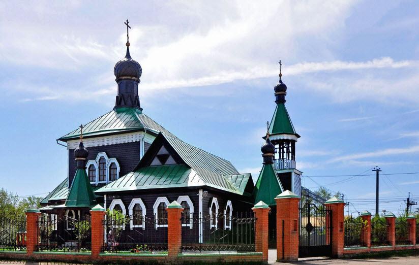 Храм Афанасия Ковровского