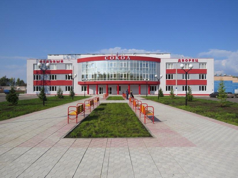 Ледовый дворец «Сокол»