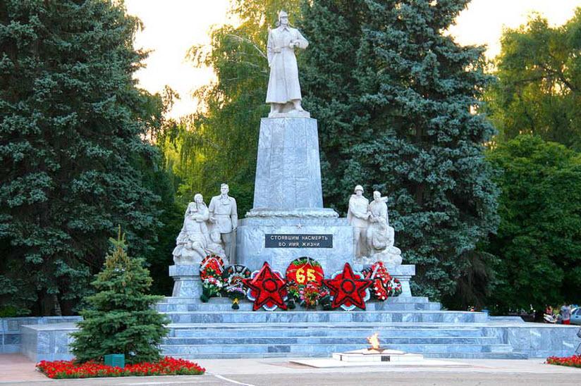 Мемориал Воинам-освободителям