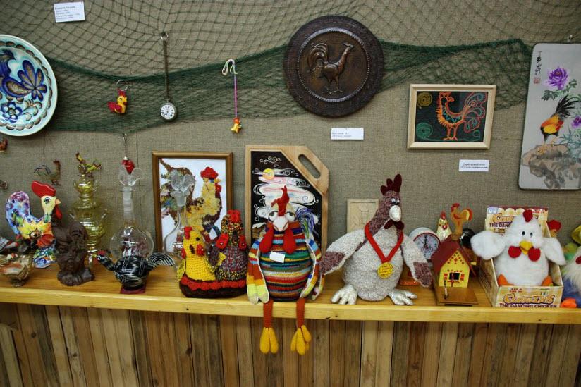Музей петуха