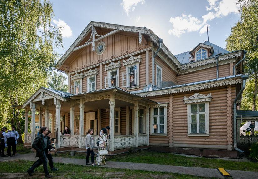 Музей-усадьба Станиславского «Любимовка»
