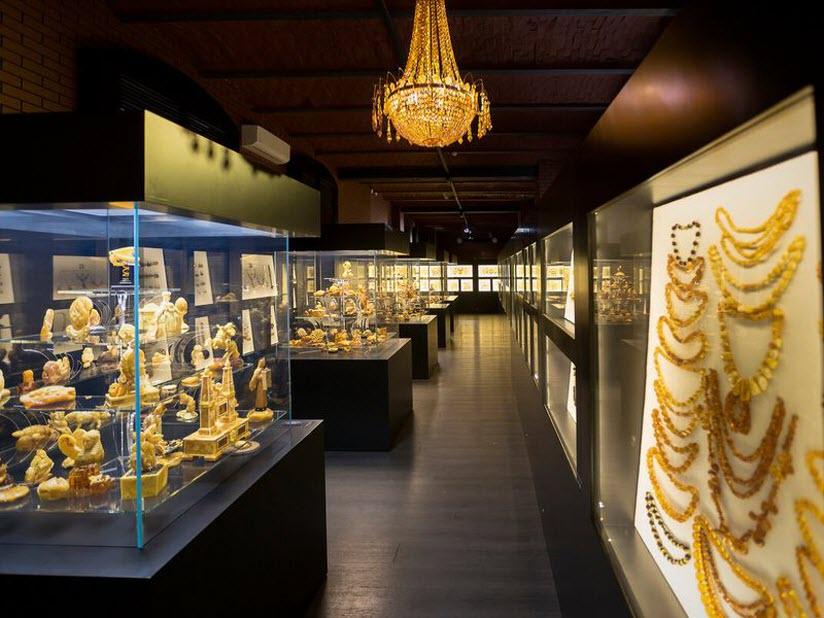 Музей Янтарного комбината