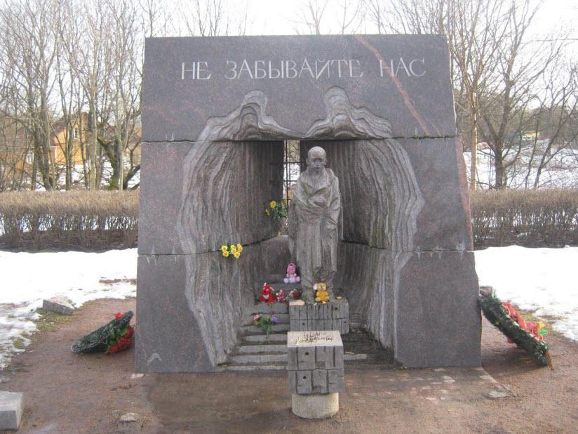 Памятник узникам нацизма