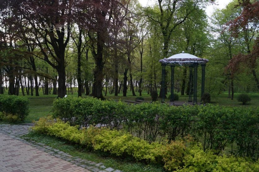 Парк им. Морица Беккера