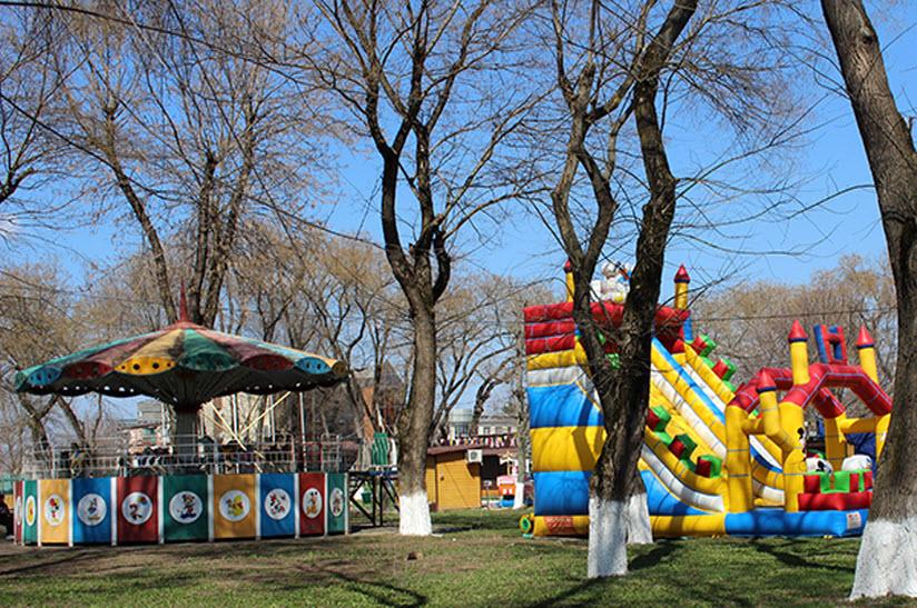 парк Меньшикова