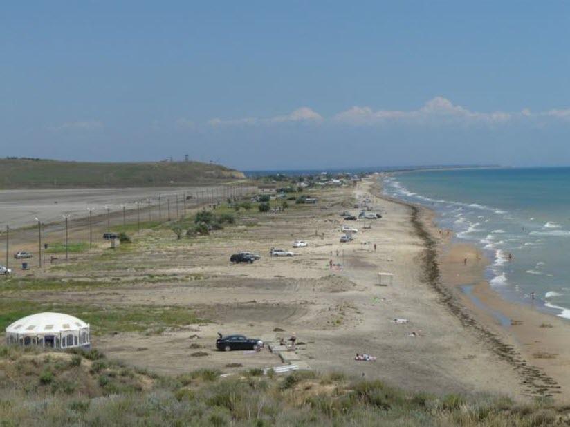 Пляж «Бугаз»