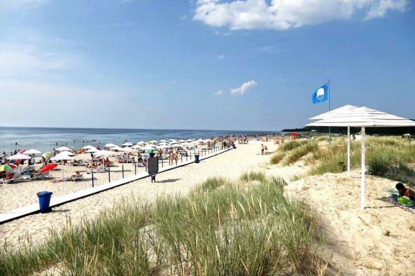 Пляж «Шахта Анна»