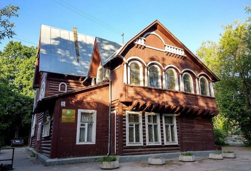 Пушкинский краеведческий музей