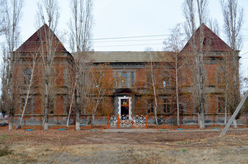 Пушкинское училище