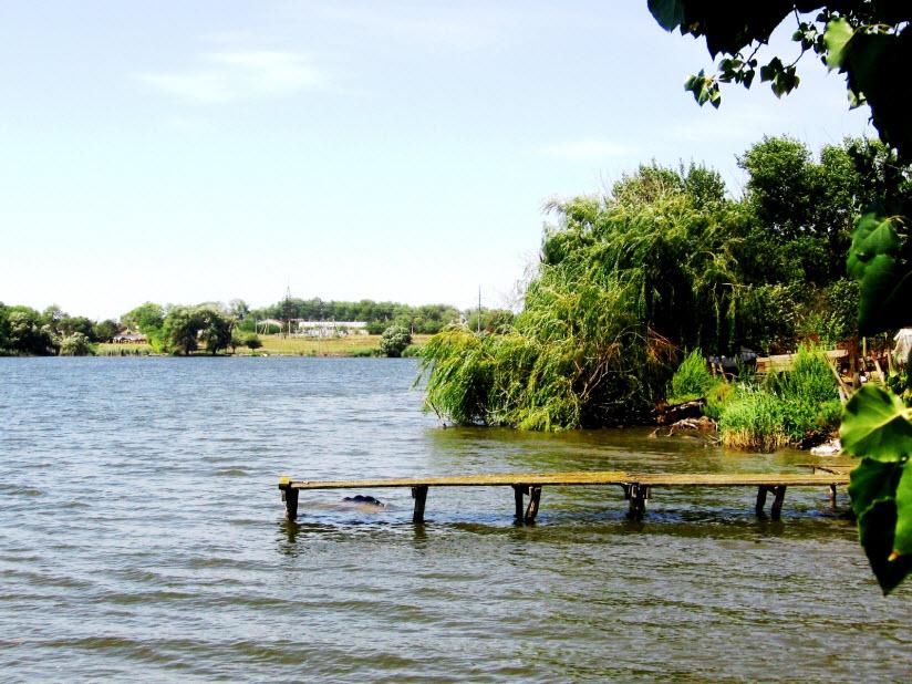 Река Челбас