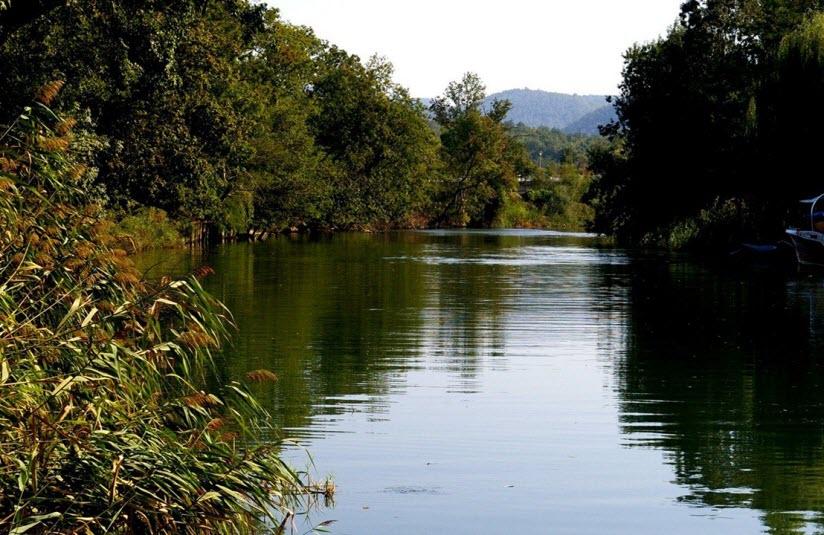 Река Джубга