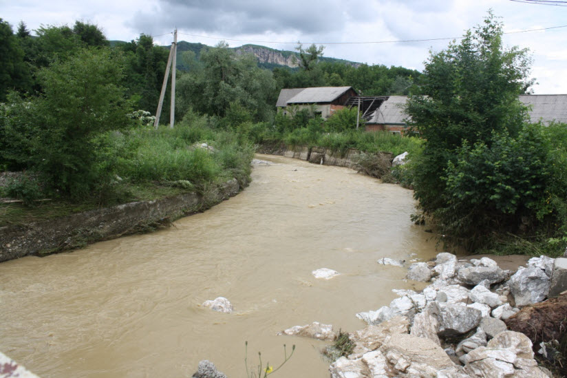 Река Псебайка